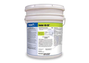 Antimicrobial Coatings (Fosters 40-20 & 40-30)